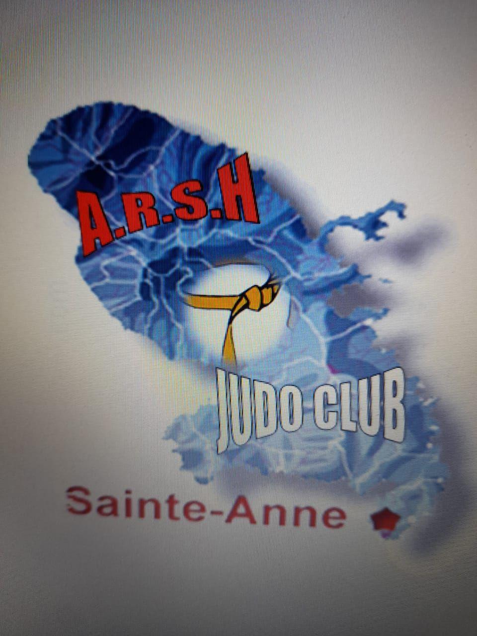 Logo A.R.S.H JUDO CLUB